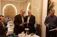 تقدیر مدیرعامل شرکت سهامی نمایشگاه های بین المللی جمهوری اسلامی ایران از برگزارکنندگان جشن روز صنعت نمایشگاه