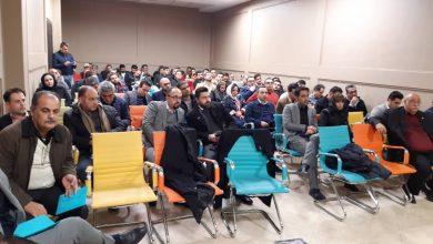تصویر از مجمع عمومی انجمن غرفه سازان 23 آذرماه 98