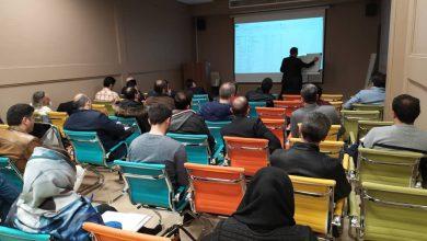 تصویر از دوره آموزشی قوانین مالیاتی با حضور اعضای انجمن برگزار گردید