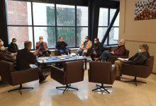 تصویر از نشست مشترک انجمن های تخصصی صنعت نمایشگاهی