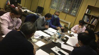 تصویر از اولین جلسه تدوین و اصلاح آیین نامه غرف پیش ساخته