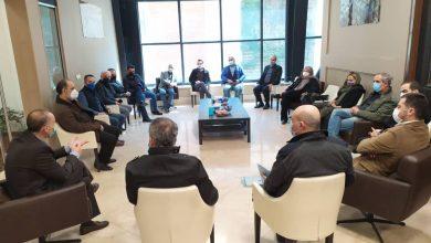 تصویر از اولین جلسه کمیته راهبردی انجمن غرفه سازان